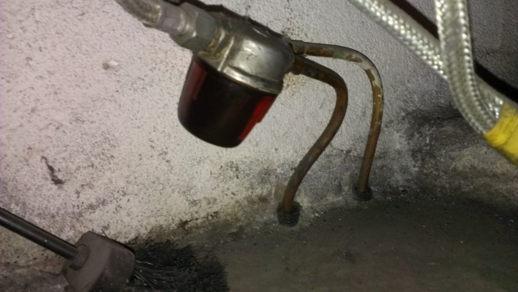 como limpiar una caldera de gasoil ferroli sistema de